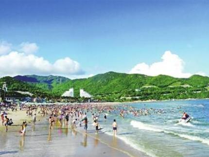 小梅沙度假村隆重推出沙滩音乐节和龙虾盛宴活动