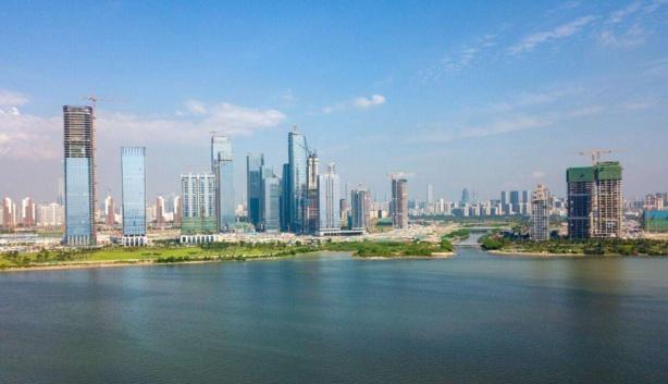 电子游艺前海新城建设加速 今年可交付面积达100万平方米