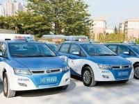 100辆出租车 94辆纯电动!深圳出租车基本实现纯电动化