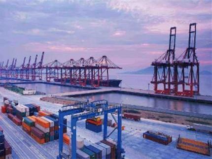 广东深度参与一带一路建设 今年前两个月进出口额近1/4来自沿线国家