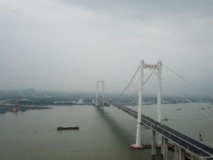 南沙大桥将如何支撑粤港澳大湾区建设?