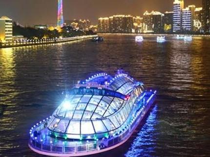 海珠计划加大珠江水上游开发力度 游客可随上随下