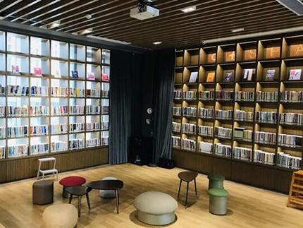 广州市海珠区图书馆省广G+分馆开馆