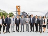今后去大鹏金沙湾可坐直升机 深圳将开通首条度假区定点航班线路