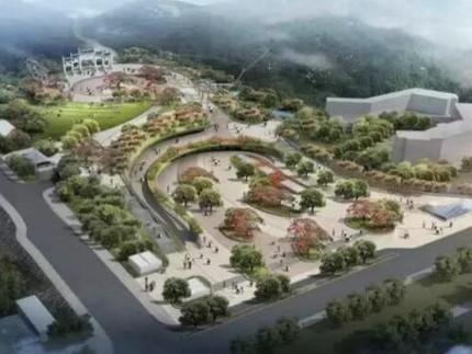 梧桐山风景区将打造凤凰花海景观,凤凰广场呼之欲出