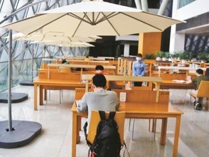 深圳图书馆明日正式恢复正常开放时间 读者进馆将无需预约