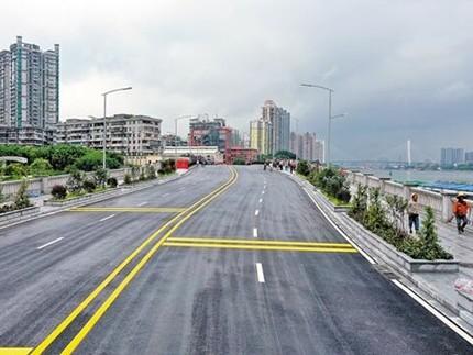 海珠24.9公里环岛沿江道路全打通 琶洲可沿江跑步到太古仓