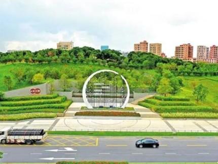 深圳光明又一座新公园建成!小山坡变公常路上的靓丽一环