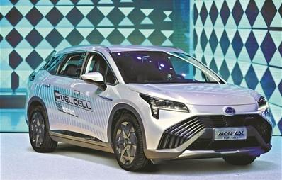 广州上半年新能源汽车产量同比增长79.8% 计划到2025年年产能进全国前三