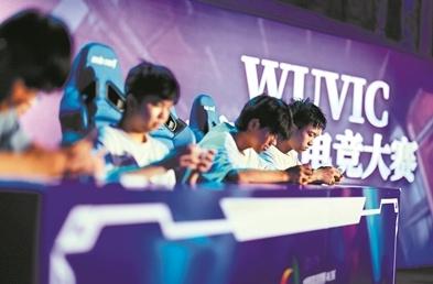 广州将建一批电竞场馆,强化大湾区电竞赛事合作